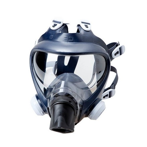 Full Face mask for powered air purifying respirator (PAPR) CleanAir, mod. Shigematsu CF02
