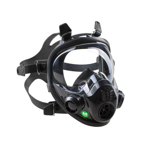Full Face mask for powered air purifying respirator (PAPR) CleanAir, mod. Shigematsu GX02