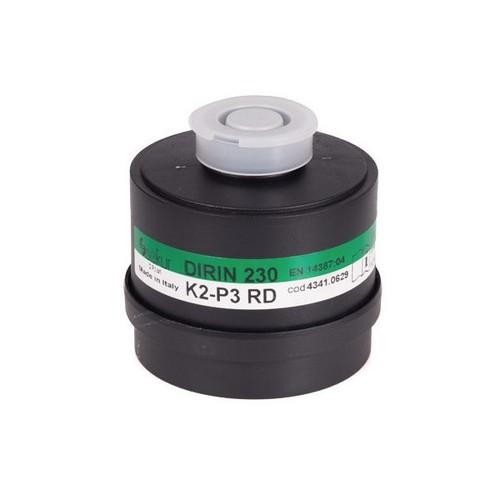 Combined fIlter for full face masks DPI Sekur, DIRIN 230 K2-P3 R D