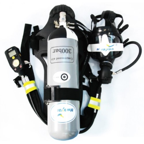 Self-contained breathing apparatus HUAYAN, mod. RHZK6-30