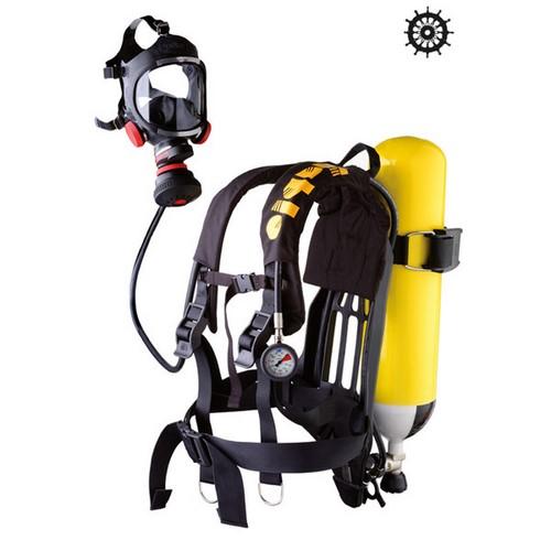 Self-contained breathing apparatus DPI Sekur, mod. DIABLO INDUSTRIAL MM