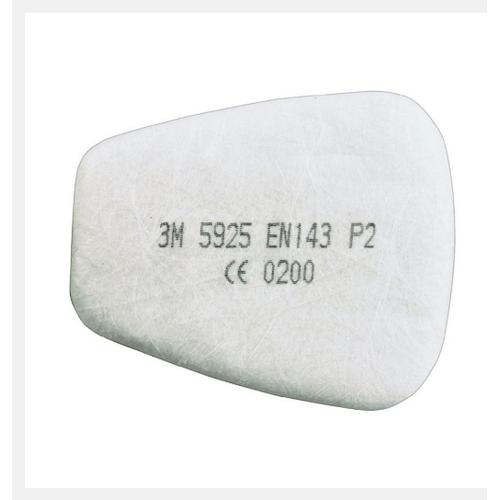 Particulate pre filter P2R 3M, mod. 5925