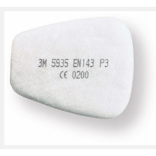 Particulate pre filter P3R 3M, mod. 5935