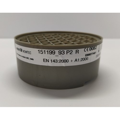 Particulate filter P2R for half mask NEW MASK and MASK III, mod. 93 P2R