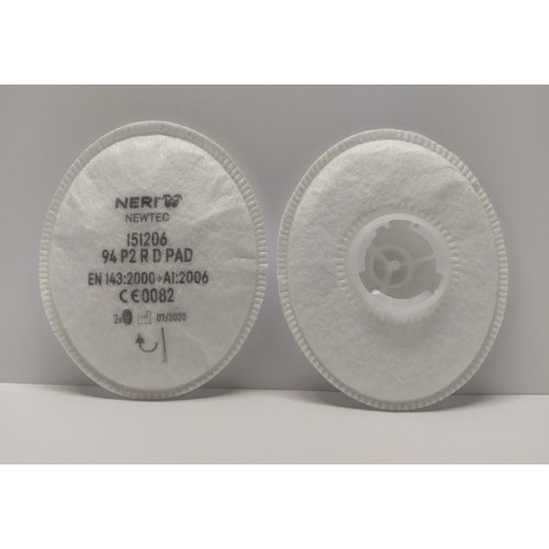 Particulate filter P2R for half mask NEW MASK II and MASK III, mod. 94 P2R D PAD