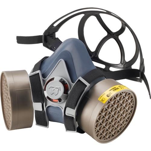 Twin filter half mask NERI-NEWTEC, mod. NEW MASK II