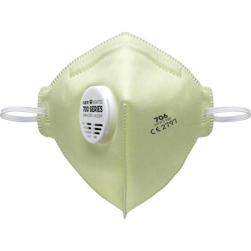 Respirator NERI - NEWTEC, mod. 706 FFP3 NR