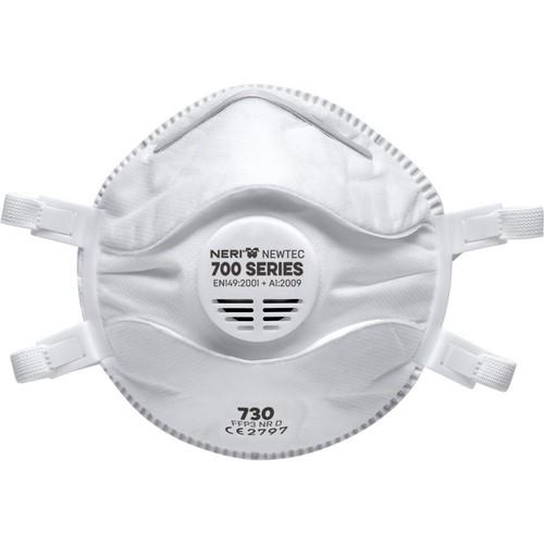 Respirator NERI - NEWTEC, mod. 730 FFP3 NRD