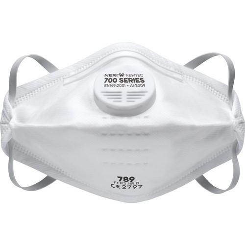 Respirator NERI - NEWTEC, mod. 789 FFP2 NRD