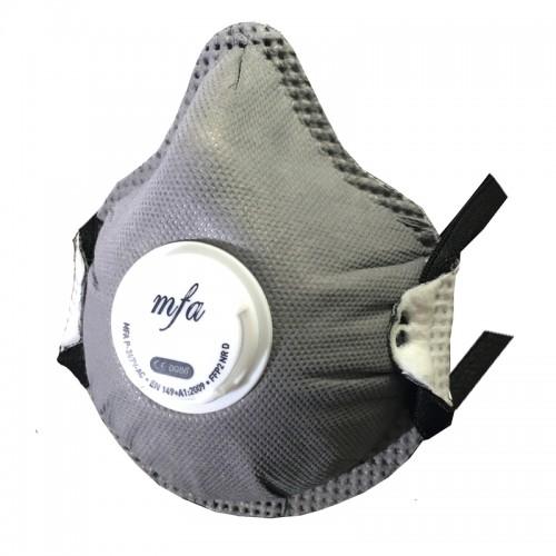 Respirator MFA, mod. F-267 V AC FFP2 NRD