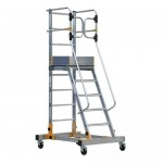 INDUSTRIAL LADDERS AND PLATFORMS
