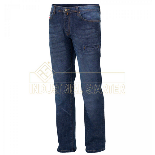 Work jeans trousers INDUSTRIAL STARTER, mod. JEST STRETCH (8025)
