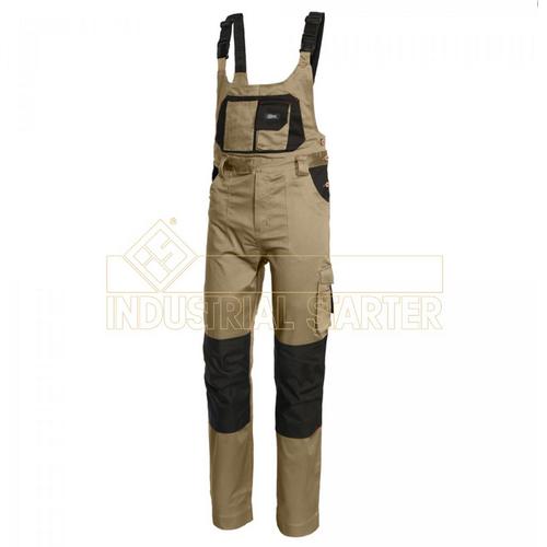Work bib trousers INDUSTRIAL STARTER, mod. STRETCH (8735)