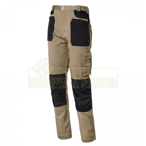 Work trousers INDUSTRIAL STARTER, mod. STRETCH (8730)