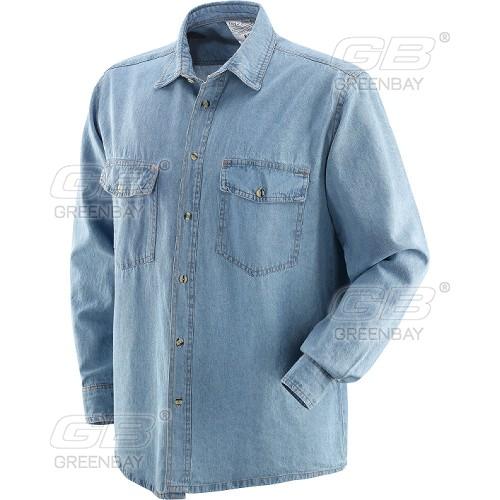 Shirt NERI - Greenbay, mod. Jeans (431015)