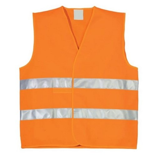 Hi-Viz vest LACUNA, mod. KANES orange