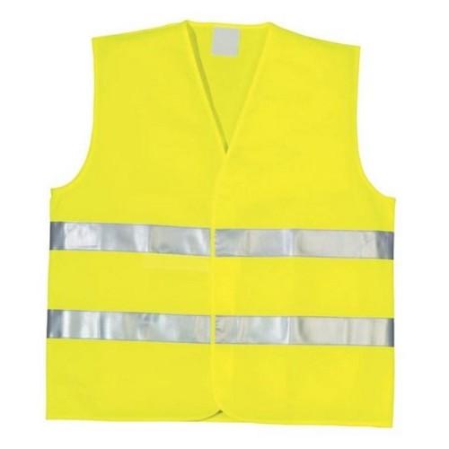 Hi-Viz vest LACUNA, mod. KANES yellow