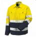 Work jacket INDUSTRIAL STARTER, mod. HI-VIS (8445)