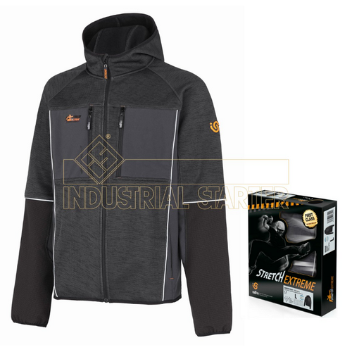 Softshell jacket INDUSTRIAL STRATER, mod. SILKY EXTREME (8880B)
