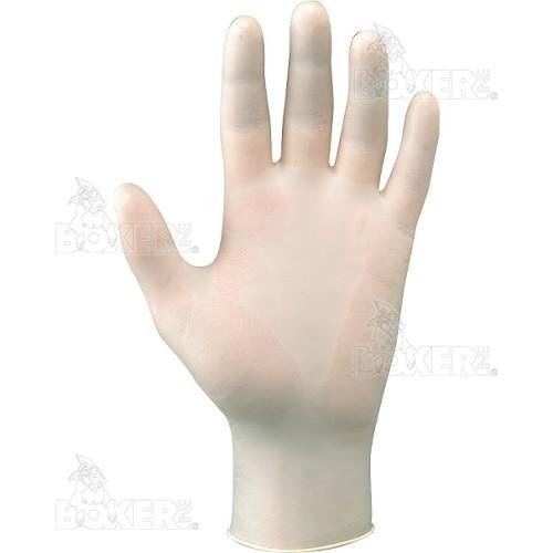 Disposable latex gloves NERI, BOXER series, mod. ASTM Medical (390030)