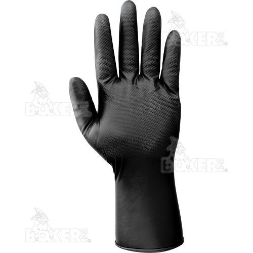 Disposable nitrile gloves NERI, BOXER series, mod. Clean Monkey (393042-3)
