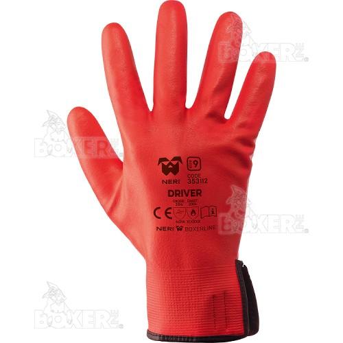 Gloves NERI, BOXER series, mod. Driver (353112)