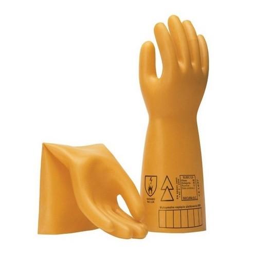 Electrical insulating gloves SECURA, mod. ELSEC