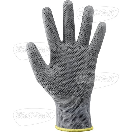 Safety gloves NERI, Mac-Tuk series, mod. 13 Eco-Dots