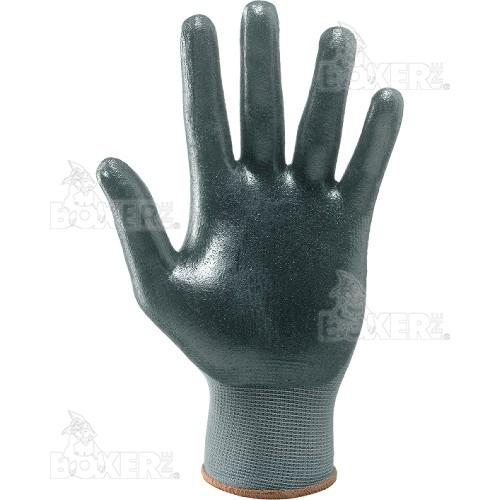 Safety gloves NERI, BOXER series, mod. NBR 601