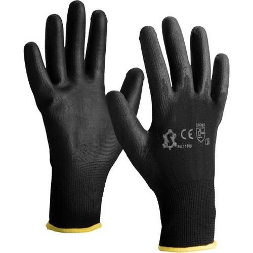 Safety gloves SACOBEL, mod. 5071PB
