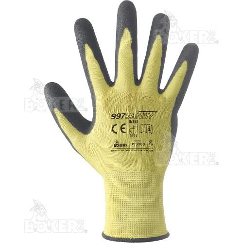 Gloves NERI, BOXER series, mod. 997 Sandy (353083)