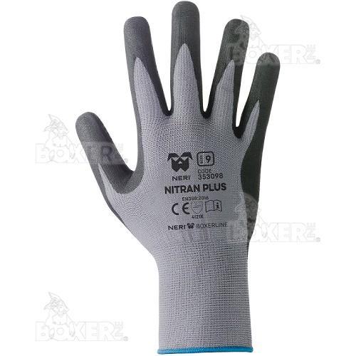 Gloves NERI, BOXER series, mod. Nitran Plus (353098)