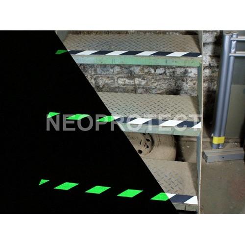 Glow in the Dark Anti Slip Tape HESKINS, mod. H3403