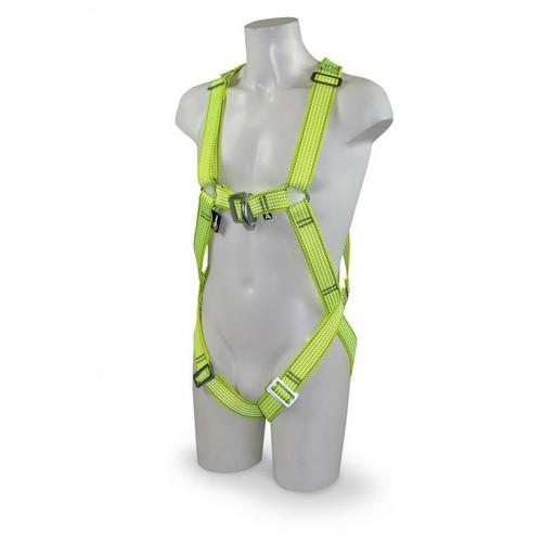 Safety High Visibility Rescue harness RidgeGear, mod. RGH5 Glow