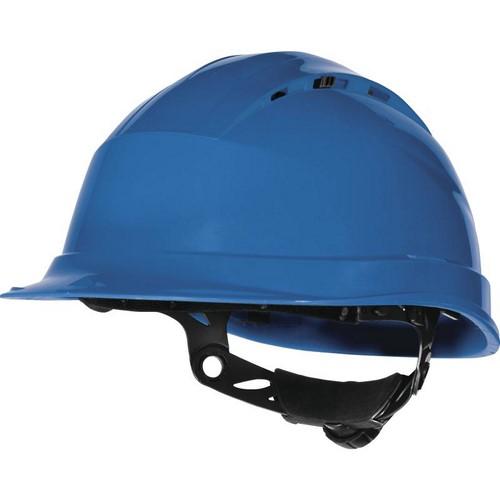 Safety helmet DELTA PLUS, mod. QUARTZ UP IV