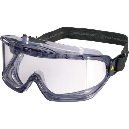 Safety goggles DELTA PLUS, mod. GALERAS CLEAR
