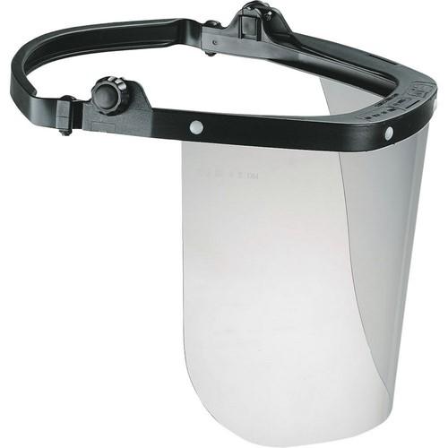 Face shield for helmet NERI, mod. VISAGOM