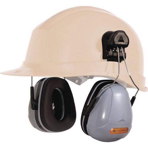 Ear defender for safety helmet DELTA PLUS, mod. MAGNY HELMET