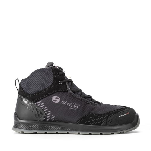 Safety ankle shoes SIXTON PEAK, mod. AUCKLAND HIGH S3 SRC ESD