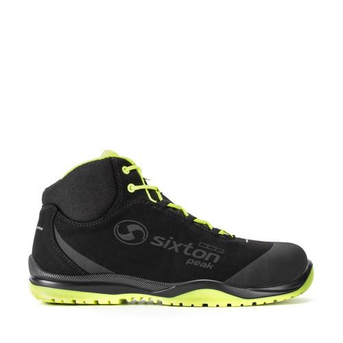 Safety ankle shoes SIXTON PEAK, mod. CUBAN HIGH S3 SRC