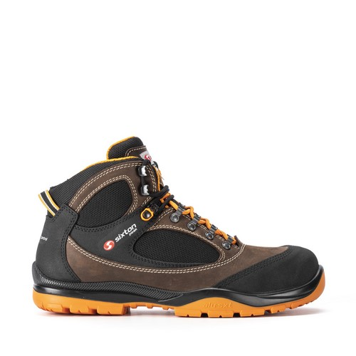Safety ankle shoes SIXTON PEAK, mod. SOUND S3 SRC