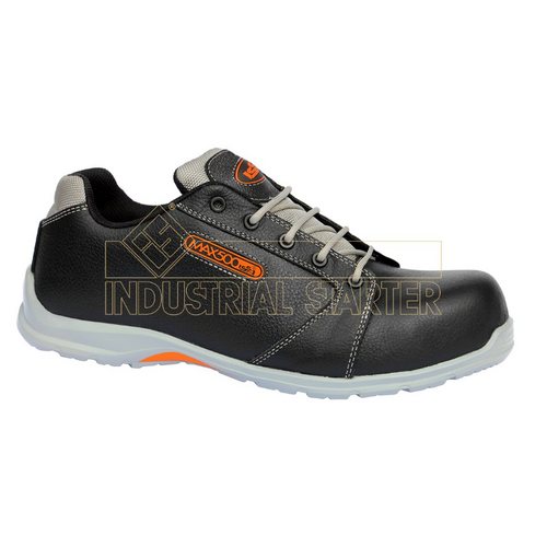 Safety low shoes INDUSTRIAL STARTER, mod. BRAZOS S3 SRC