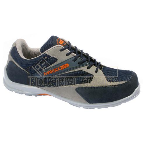 Safety low shoes INDUSTRIAL STARTER, mod. MALIBU S1P SRC
