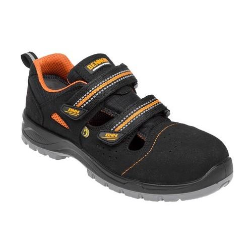 Safety sandals BENNON, mod. NUX S1P SRC ESD