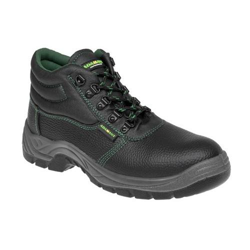 Safety ankle shoes ADAMANT, mod. CLASSIC S1P SRC High