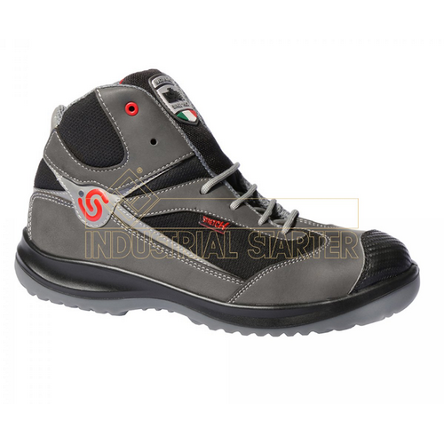Safety ankle shoes INDUSTRIAL STARTER, mod. COLOMBO S3 SRC