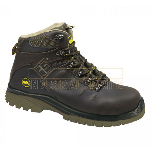 Safety ankle shoes INDUSTRIAL STARTER, mod. FALCON S3 SRC