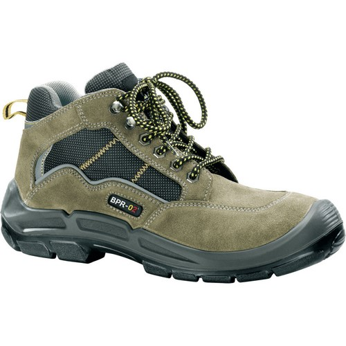 Safety ankle shoes NERI, K-shoes series, mod. 597N S1P SRC (515832)