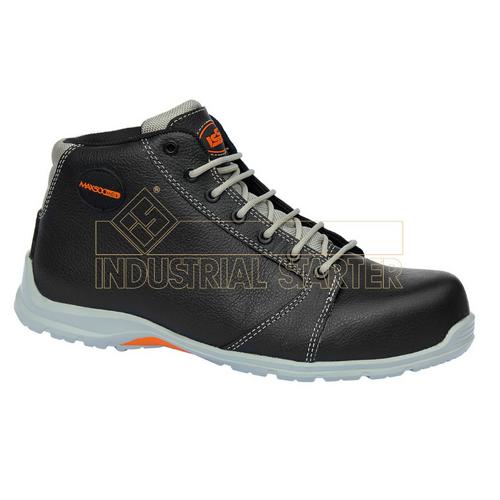 Safety ankle shoes INDUSTRIAL STARTER, mod. HUDSON S3 SRC