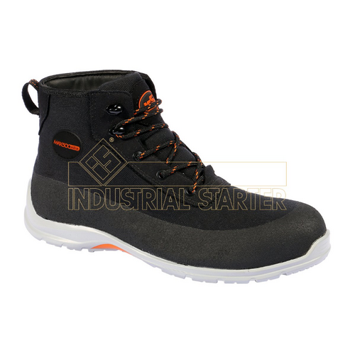 Safety ankle shoes INDUSTRIAL STARTER, mod. RUGBY S3 SRC